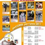 CORSI 2011 A MILANO